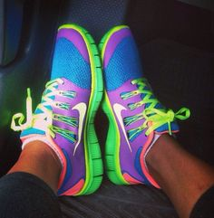 Image result for fluro shoes nike
