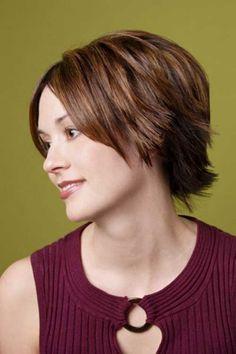 Short Straight Haircuts | 2013 Short Haircut for Women