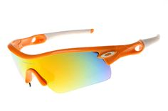 Oakley Star of Sunglasses Cream Orange Frame Rainbow Lens 1154 [ok-2179] - $12.50 : Cheap Sunglasses,Cheap Sunglasses On sale