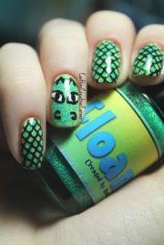 dragon nails & nail art design