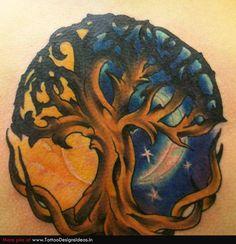 tree of life tattoo | Tatto design of Tree Tattoos tree of life - TattooDesignsIdeas.in