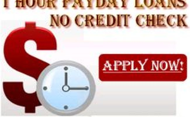 1 Hour Payday Loans No Credit Check Installment Loans