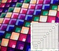 Schemi uncinetto on Pinterest  Crochet Earrings Crochet