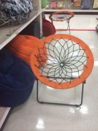 trampoline chairs on Pinterest
