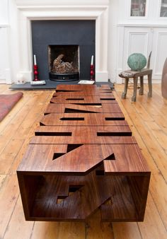 woodworking projects modern