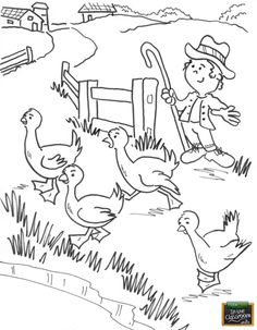 {Free Teaching Tools} Kids' Coloring Pages on Pinterest