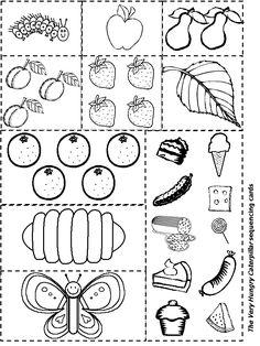Eric Carle Theme for Preschool and Kindergarten on