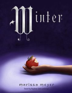 FAN ART Winter cover | OMG this is amazing!! I think it's totally going to look sorta like this
