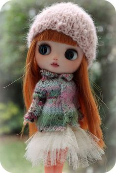 little Teddi ♥ by OhChiWaWa!, via Flickr