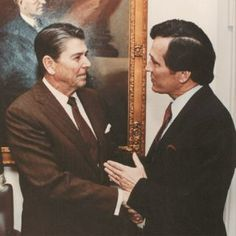 Image result for adrian rogers president ronald reagan