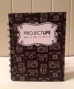 Project Life Planner by brandyseitz on Etsy