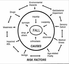 Physical Therapy DataBase: Falls Prevention