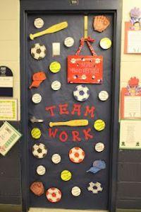 School Ideas Door Decor on Pinterest | Classroom Door ...