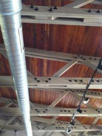Triton Timberworks on Pinterest | Firs, Beam Ceilings and ...
