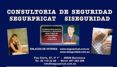 Conoce la nueva web #app de la Consultoria de #seguridad  #Segurpricat http://wp.me/P2n0O4-2o7 @segurpricat #siseguridad