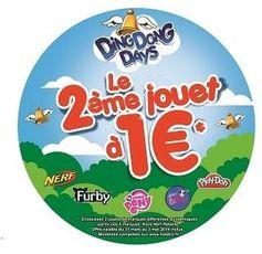 1 jouet Hasbro acheté = le second à 1 euro (Nerf, My Little Pony, Play-Doh, Furby, Littlest Petshop) - http://www.bons-plans-malins.com/1-jouet-hasbro-achete-le-second-a-1-euro-nerf-my-little-pony-play-doh-furby-littlest-petshop/ #JouetsJeux, #ODR