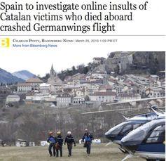 La premsa estrangera explica la catalanofòbia viscuda a la xarxa - vilaweb.cat, 26.03.2015