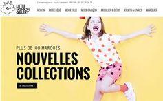 80 euros d'achats pour 40 euros sur Little Fashion Gallery (mode, jouets et design de 0 à 16 ans) - http://www.bons-plans-malins.com/80-euros-dachats-pour-40-euros-sur-littlefashiongallery-mode-et-design-pour-enfants-0-a-16-ans/ #Deal, #JouetsJeux, #Mode
