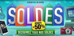 Soldes Flottants GrosBill jusqu'au 29 avril  - http://www.bons-plans-malins.com/soldes-flottants-grosbill-jusquau-29-avril/ #High-tech, #Jeuxvidéo, #Maison/Deco, #Photos, #Soldes