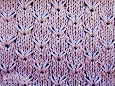 Embroidery Stitch Pattern
