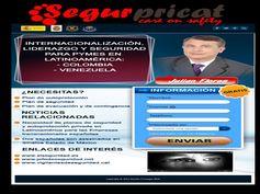 Consultoria de seguridad Segurpricat Siseguridad Consultoria de seguridad Segurpricat Seguridad internacional http://wp.me/p2n0XE-4AG via @juliansafety @segurpricat