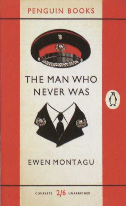 Penguin Books - The Man Who Never Was