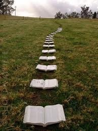 trail of books