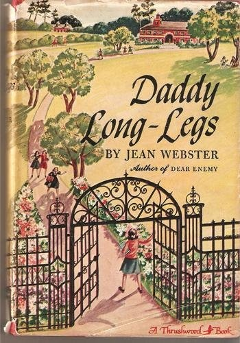 Daddy-Long-Legs by Jean Webster (FYA Review: http://foreveryoungadult.com/2012/10/24/the-itsy-bitsy-spider-climbed-up-the-water-spout-and-bankrolled-college/)