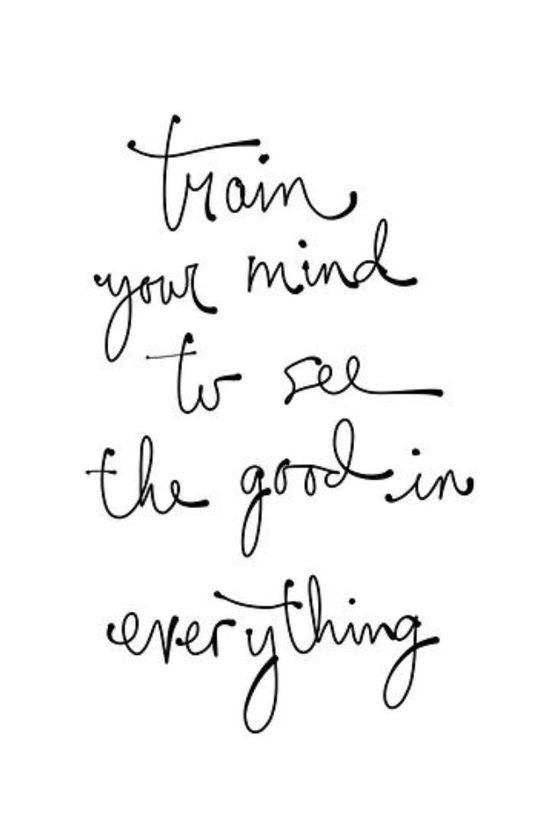 See the good #quote