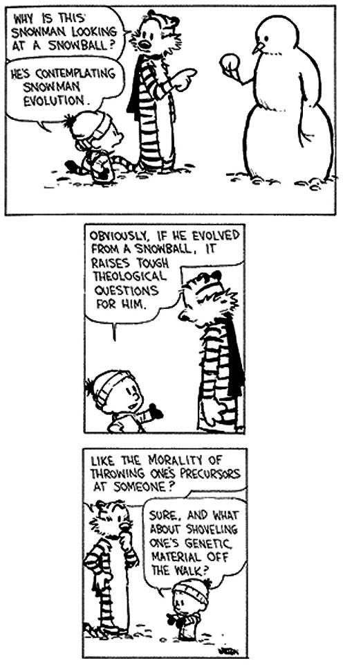 Calvin And Hobbes Commercials