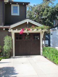 Craftsman garage door | home | Pinterest