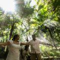 Mayan wedding in the jungle cancun beach weddings pinterest