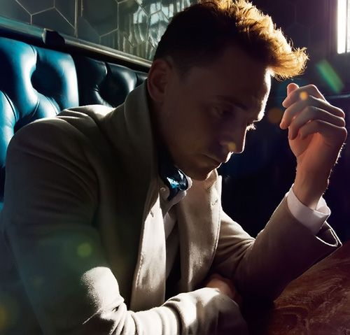 Tom Hiddleston in the November 2013 issue of British GQ by Dylan Don