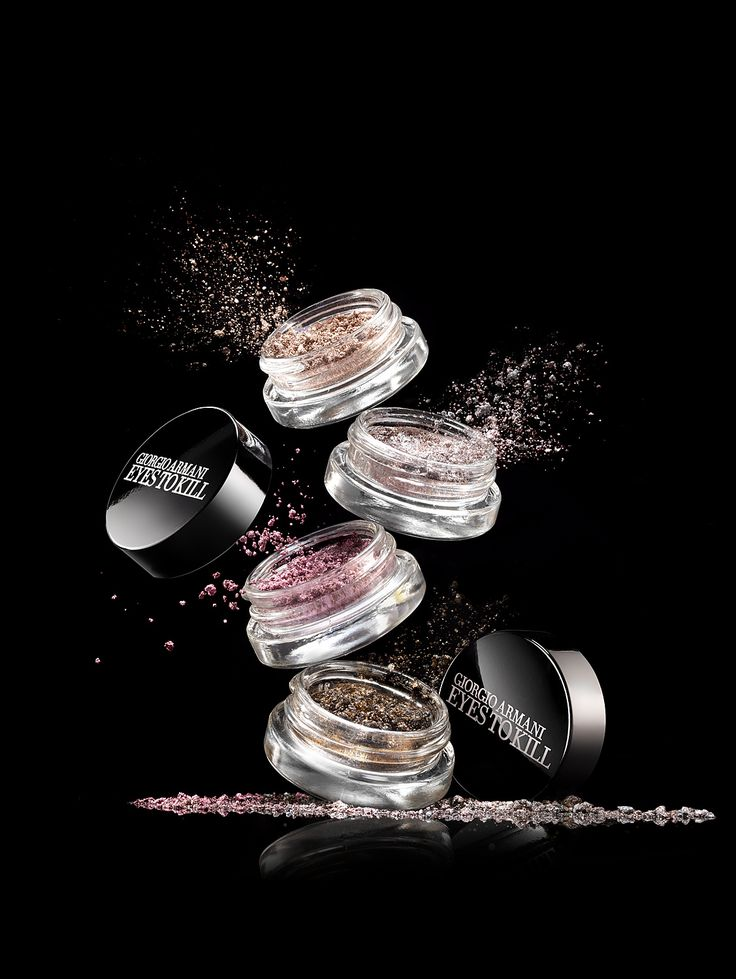 Giorgio Armani Eyes to Kill Eyeshadows. #ArmaniBeauty