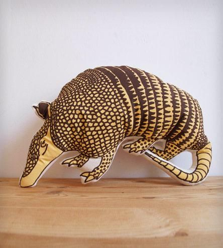 Armadillo  Pillow  Armadillow  For the Home  Pinterest