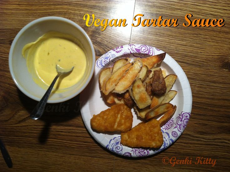Image of Vegan Tartar Sauce Recipe
