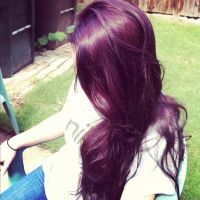 TRANSFORMATION Plum Color Melt Modern Salon Of Plum Hair ...
