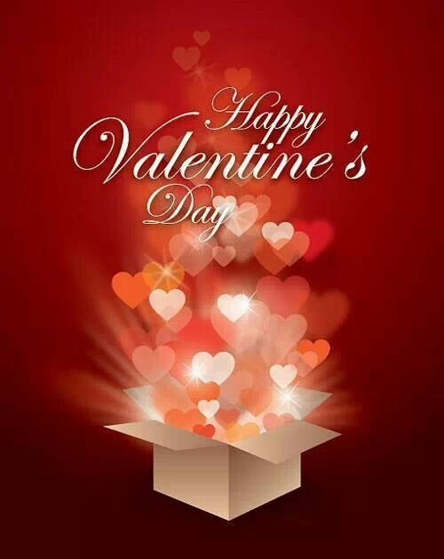 Happy Valentine All My Family