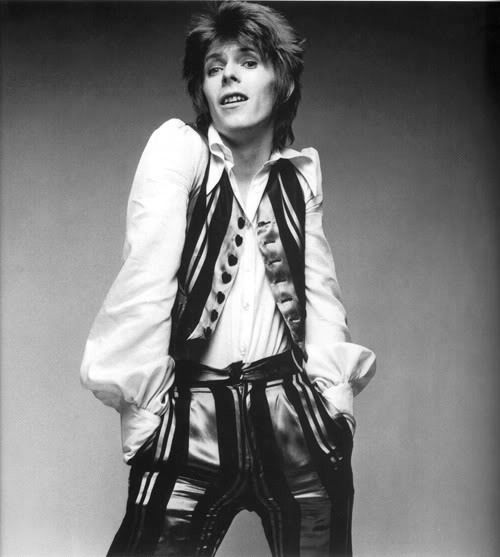 David Bowie by David Bailey