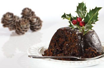 In England, Christmas — or figgy — pudding is traditionally prepared about a month before Christmas