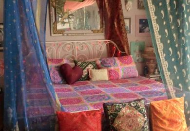 Bed Canopy Gypsy