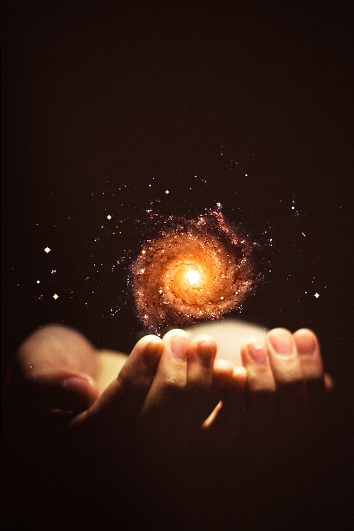 We are all made of stars :) (as matter is neither created, nor destroyed- only converted into other matter, we are composed of the same material that existed at the dawn of time. We are star stuff.)