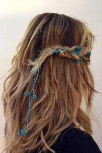 Braid Me! | Summer Hair Accessories | | Hair | Pinterest