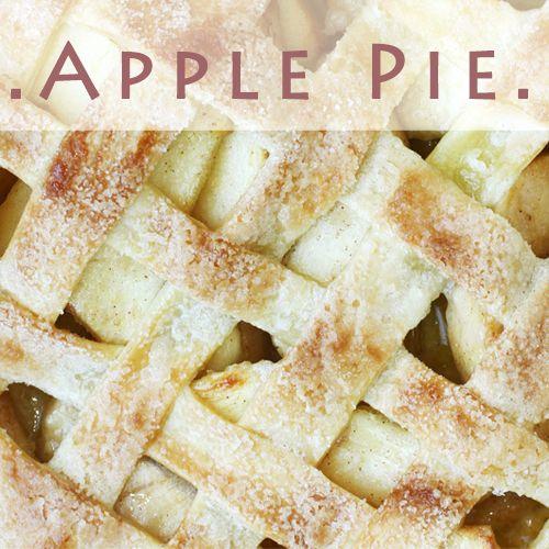 easy apple pie recipe with lattice favorite recipes pinterest