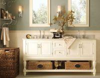 Pottery barn bathroom vanity