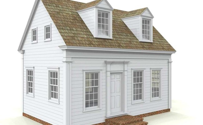 House Plans And Design House Plans Small Cape