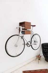 bicycle wall mount | joy ride... | Pinterest