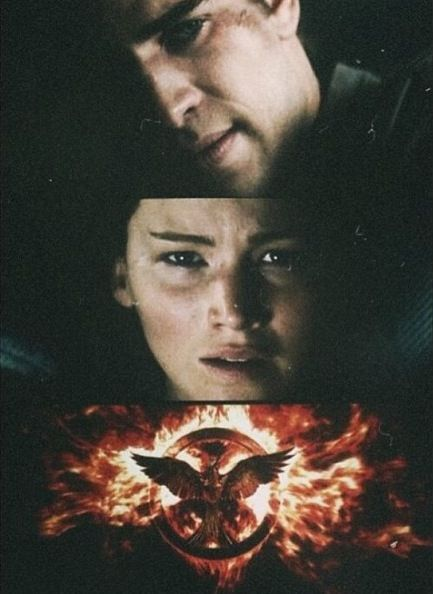 I absolutely LOVED this last scene in Catching Fire.  In Katniss' reaction you can see the pain from having Peeta taken, the sadness of having her district destroyed, and lastly you can see her anger at Snow for what all has happened.  This just shows that Jennifer Lawrence is truly an amazing actress.  That she understands the depth of Katniss' emotions enough to portray them on-screen, is just all the more amazing.  Bravo Jenn.  From- Kamryn George