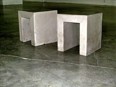 DIY concrete polishing