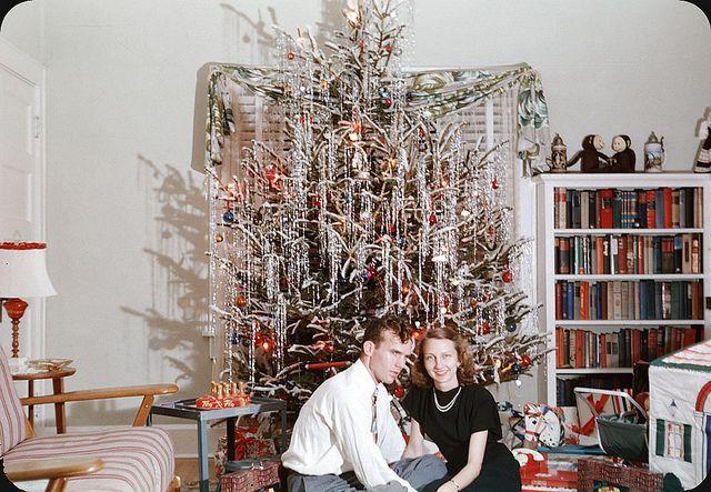 ebay vintage aluminum christmas trees - Aluminum Christmas Tree Ebay